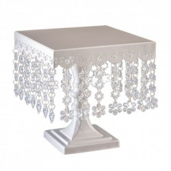 Prato Branco c/ Diamantes - 342042