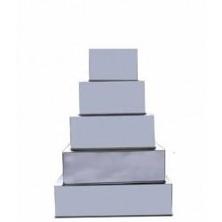 Formas Quadradas 10 cm altura