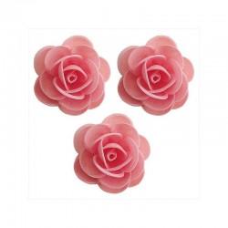 Rosas Rosa sem folhas - 126081