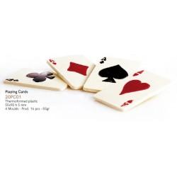 Molde cartas para chocolate