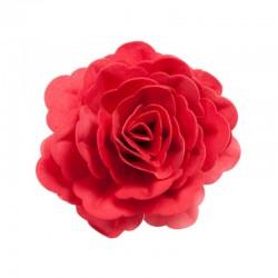 Rosa Vermelha em Obreia